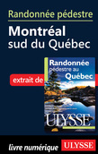 Randonne pdestre Montral - sud du Qubec