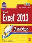Microsoft® Excel® 2013 QuickSteps