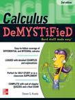 Calculus Demystified 2/E