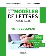 Tous les modles de lettres pour agir - Votre logement