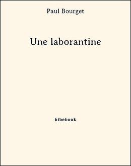 Une laborantine