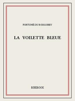 La voilette bleue