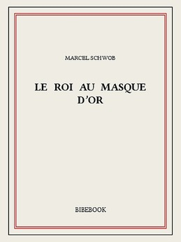 Le roi au masque d'or