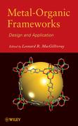 Metal-Organic Frameworks: Design and Application