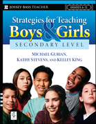 Strategies for Teaching Boys and Girls -- Secondary Level: A Workbook for Educators