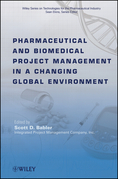 Pharmaceutical and Biomedical Project Management in a Changing Global Environment