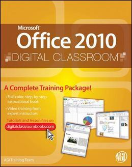 Microsoft Office 2010 Digital Classroom