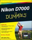 Nikon D7000 for Dummies