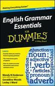 English Grammar Essentials For Dummies