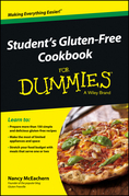 Student's Gluten-Free Cookbook for Dummies