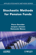 Stochastic Methods for Pension Funds