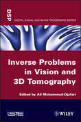 Inverse Problems in Vision and 3D Tomography