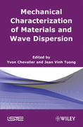Mechanical Characterization of Materials and Wave Dispersion