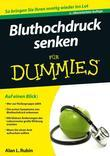 Bluthochdruck senken fur Dummies 2e