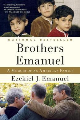 Brothers Emanuel: A Memoir of an American Family