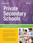 Private Secondary Schools 2013-2014