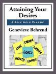 Genevieve Behrend - Attaining Your Desires