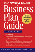 The Ernst &amp; Young Business Plan Guide