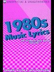 1980s Music Lyrics: The Ultimate Quiz Book - Volume 1