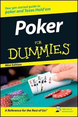 Poker For Dummies