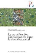Le transfert des connaissances dans le domaine social