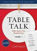 Table Talk Volume 1 - Devotions: Bible Stories You Should Know