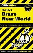 CliffsNotes on Huxley's Brave New World