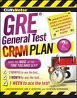 CliffsNotes GRE General Test Cram Plan 2nd Edition