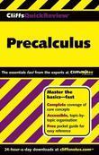 CliffsQuickReview Precalculus