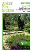 Adult Bible Studies Student Book Spring 2013 - Regular Print Edition