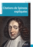 Citations de Spinoza expliques