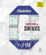 Ejercicios de Sintaxis 1º y 2º ESO