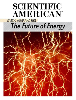 The Future of Energy