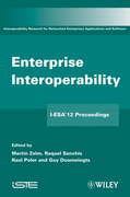 Enterprise Interoperability: I-ESA'12 Proceedings
