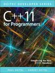 C++11 for Programmers, 2/e