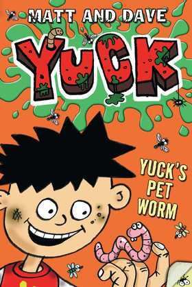 Yuck's Pet Worm