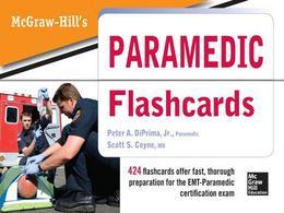 McGraw Hill's Paramedic Flashcards
