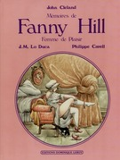 Mmoires de Fanny Hill en BD