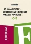 Sectores C-E - Las 5.000 mejores direcciones de internet para los negocios.