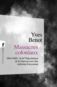Massacres coloniaux