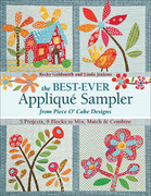 The Best-Ever Applique Sampler from Piece O'Cake Designs