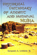 Historical Dictionary of Ancient and Medieval Nubia