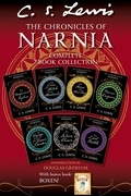 The Chronicles of Narnia Complete 7-Book Collection with Bonus Book: Boxen