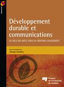 Développement durable et communications