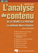 L'analyse de contenu