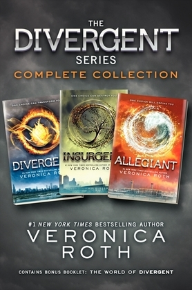 The Divergent Series Complete Collection