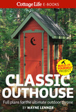 Classic Outhouse