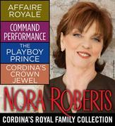 Nora Roberts' Cordina's Royal Family Collection
