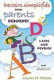 Devoirs simplifis pour parents dbords          