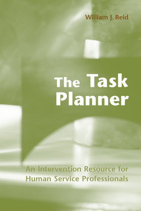 The Task Planner: An Intervention Resource for Human Service Professionals